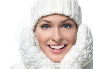 Jouw huid in de winter